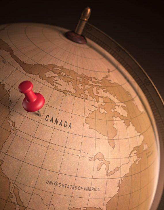 Canada Marked